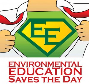 Environmental education saves the day